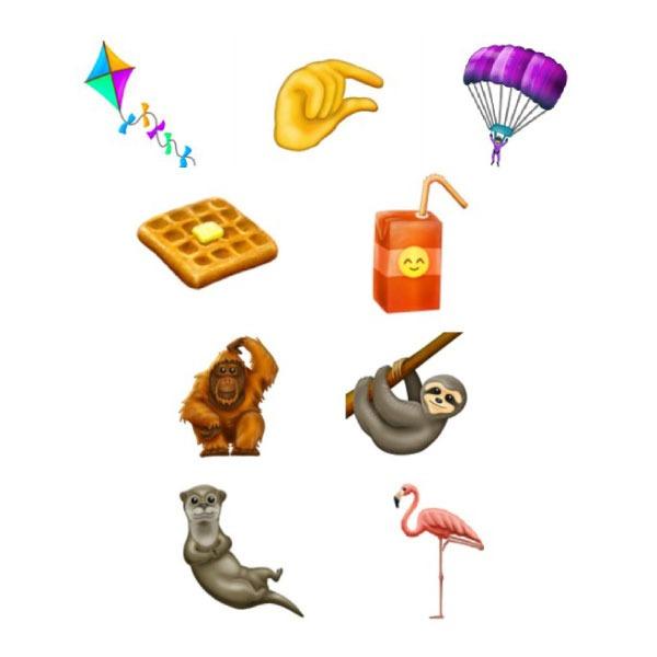 Nuevos emojis WhatsApp 2019.