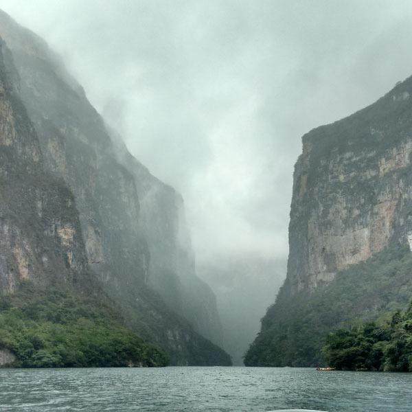 Game of Thrones paisajes en México.