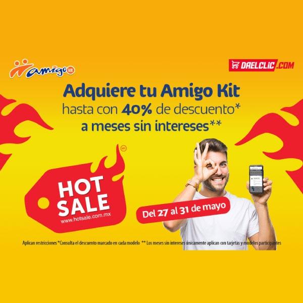 Hot Sale compras en internet