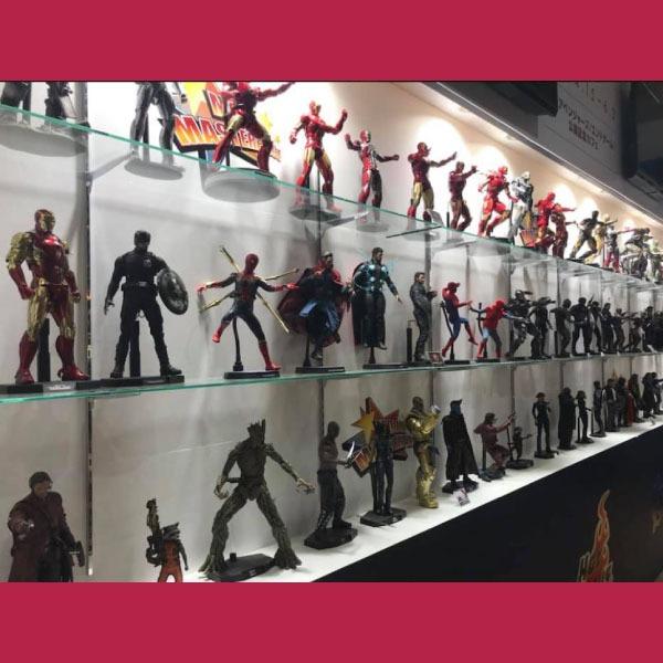 Avengers: Endgame cafetería