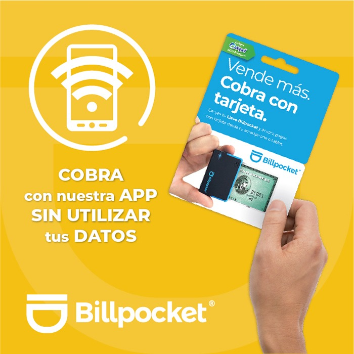 Billpocket en Telcel