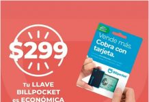 billpocket en telcel