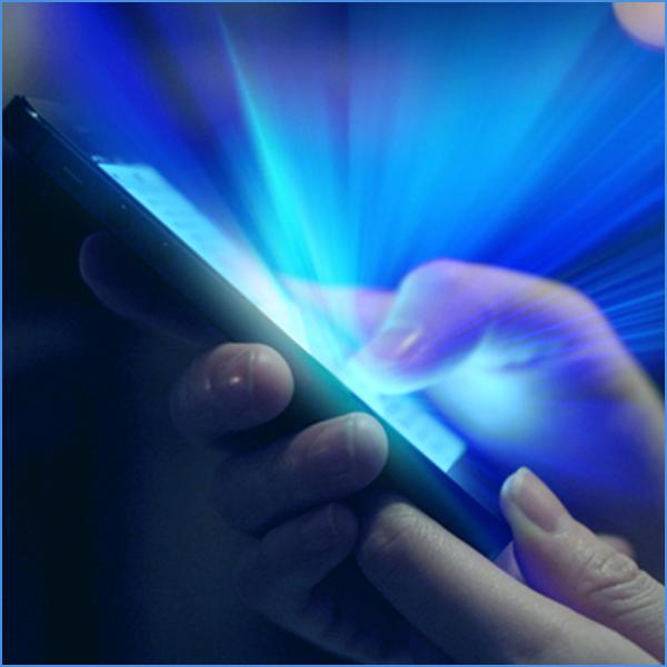 brillo celular cuidar medio ambiente desde celular