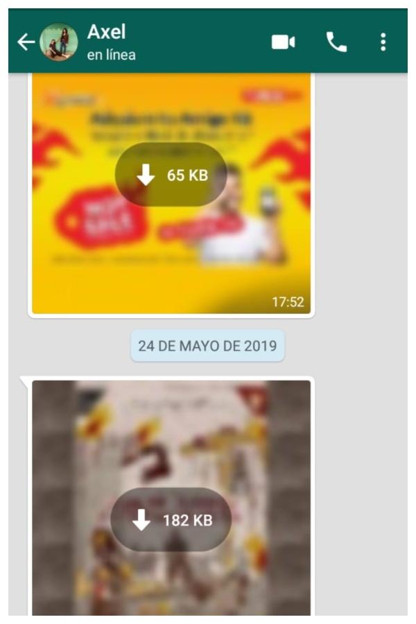 Cómo recuperar imágenes de WhatsApp