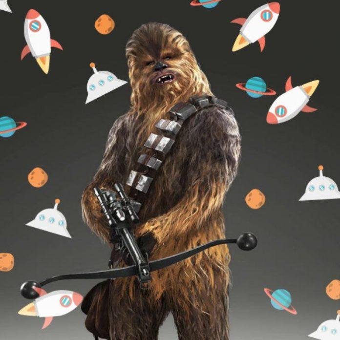 chewbacca heroe