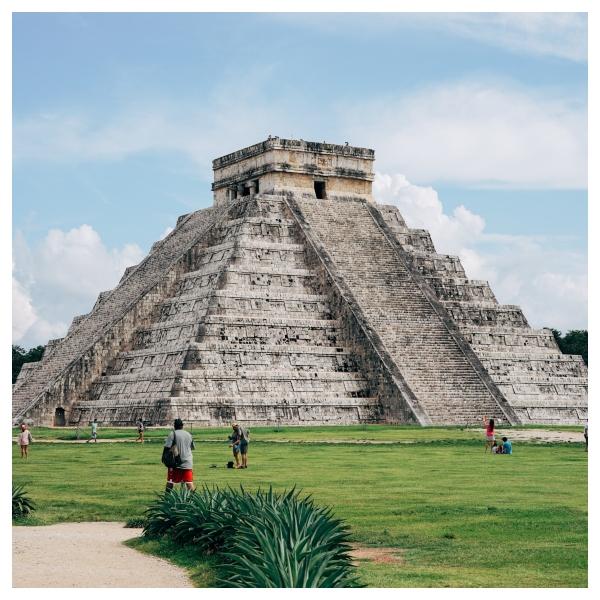 Chichén Itzá será digitalizado.