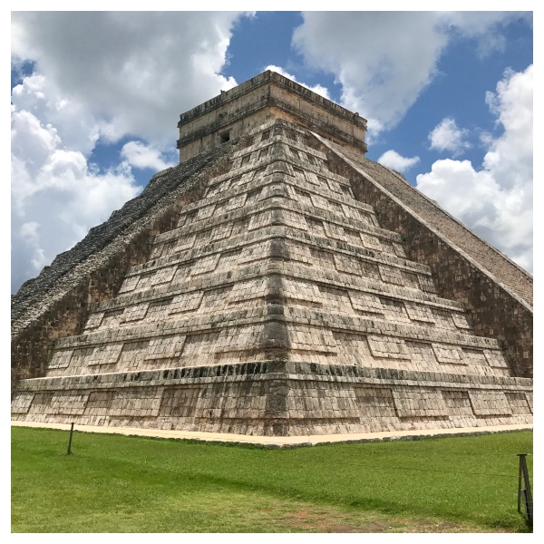 Chichén Itzá será digitalizada,