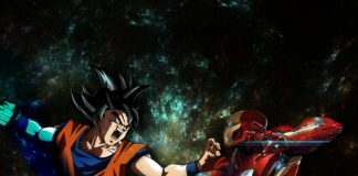 dragonball en marvel