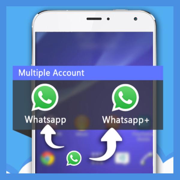 parallel space whatsapp duplicado