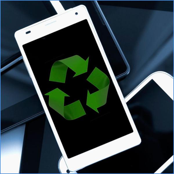 recicla celular cuidar medio ambiente desde tu celular