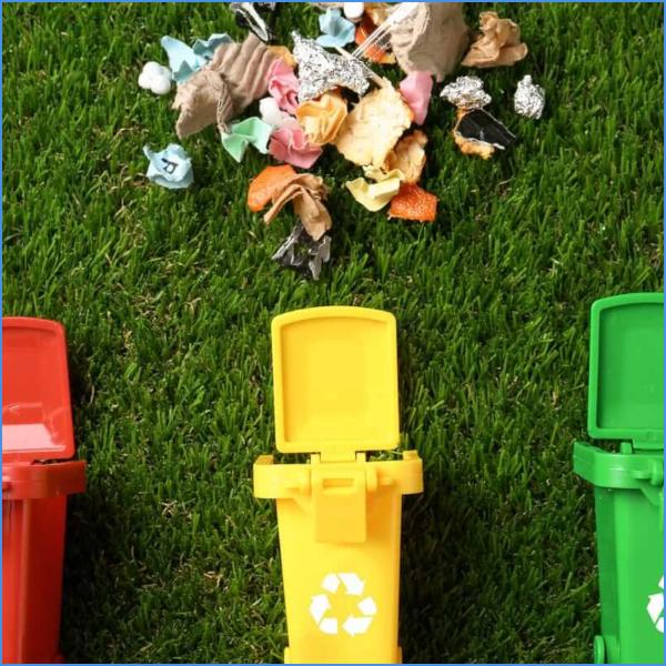 separar basura cuidar el medio ambiente desde tu celular