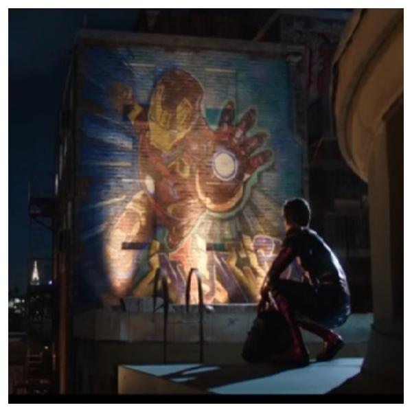 Mejores momentos trailer Spider Man.