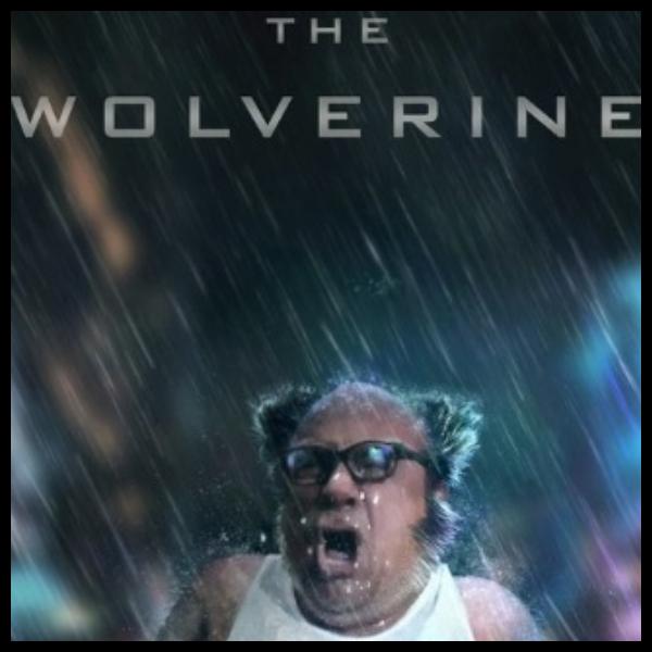 the wolverine danny devito