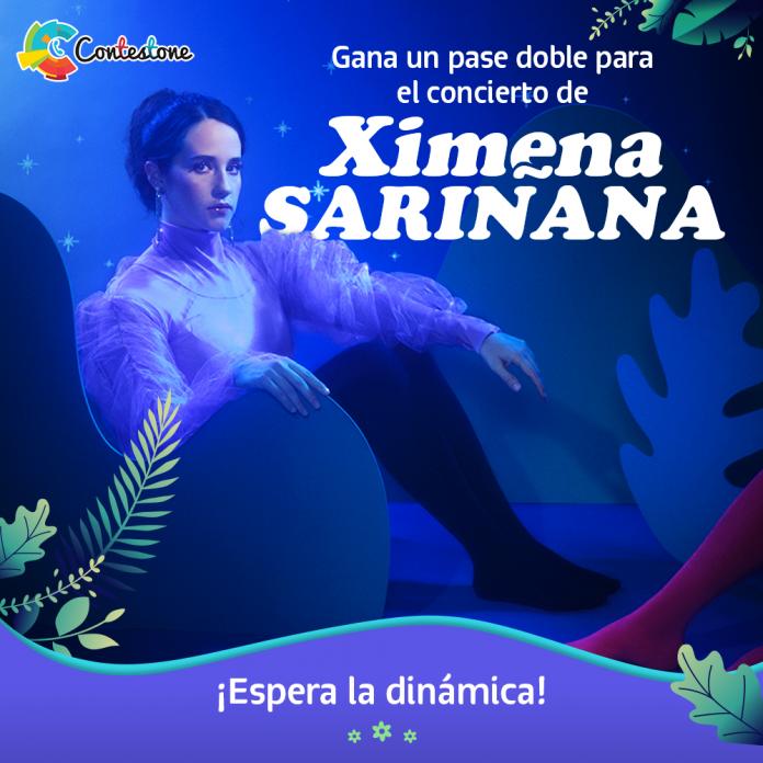 ¡Gana boletos para el concierto de Ximena Sariñana en el Auditorio Nacional!