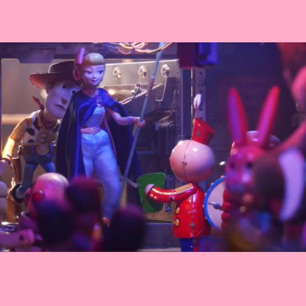 Tin Toy en toy story 4
