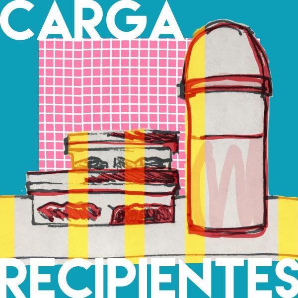 No aceptes tu comida o bebida en unicel o plástico, lleva tus propios recipientes