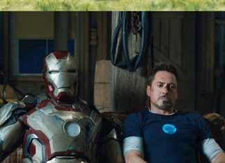 Robert Downey Jr salvando el planeta