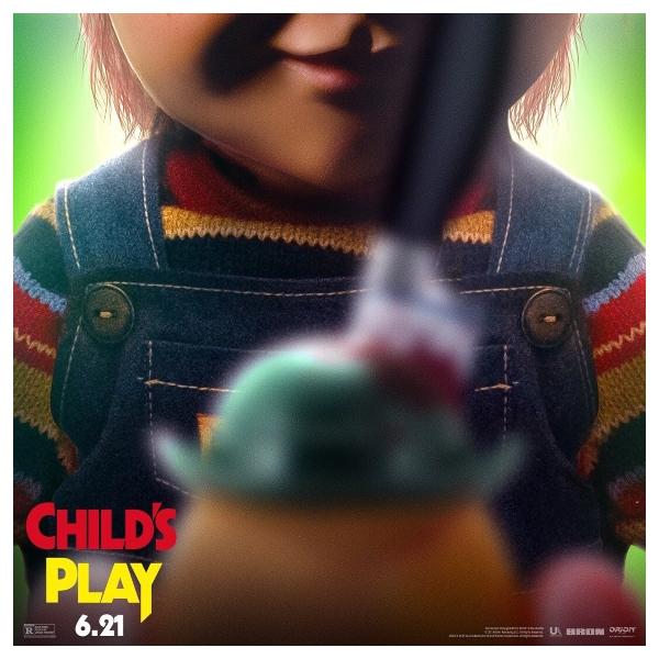 Pósters película Chucky