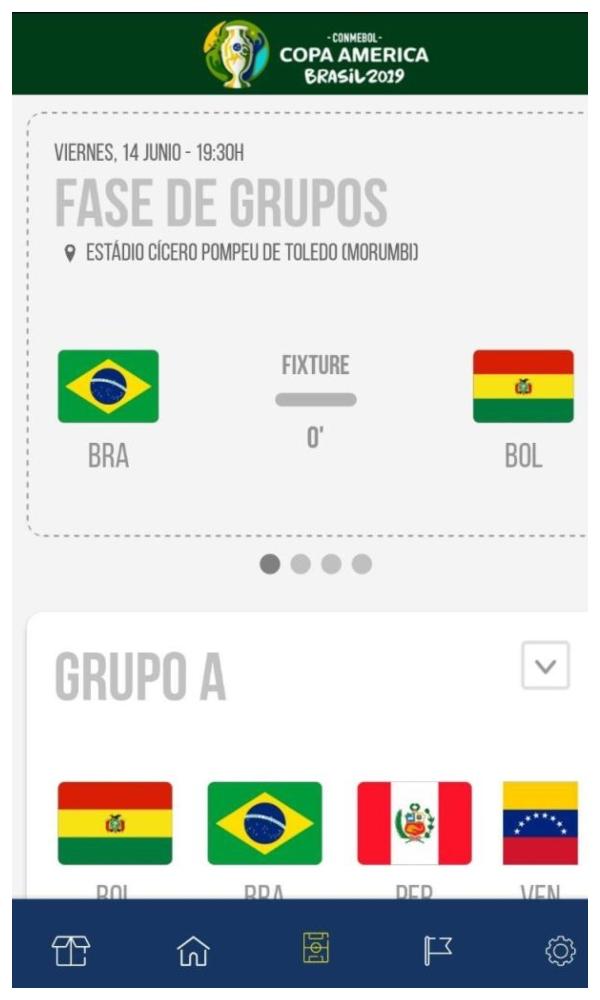 Tecnología en Copa América Brasil 2019