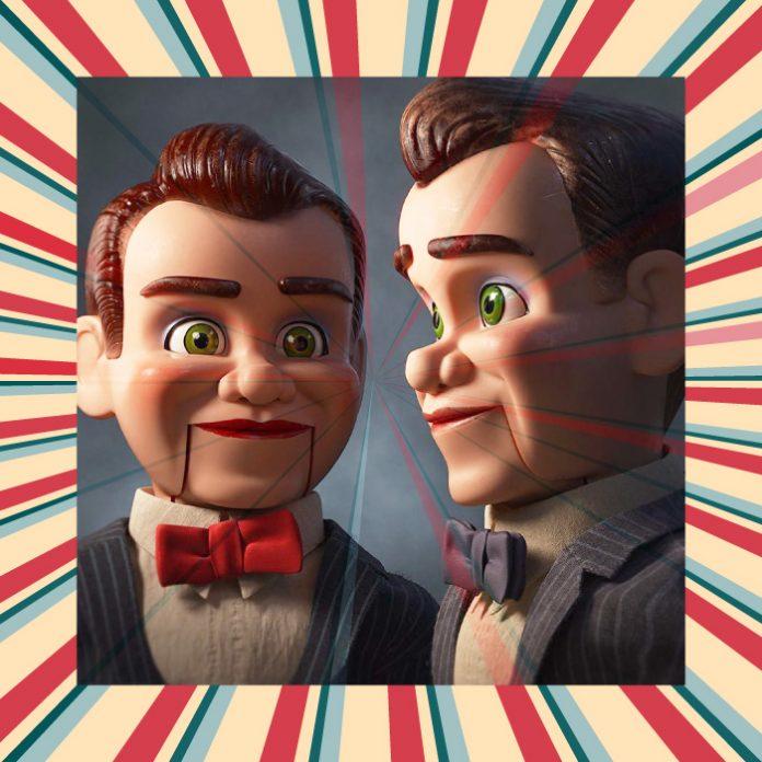 Toy Story 4 muñecos ventrílocuos