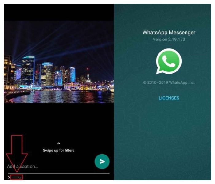 WhatsApp nueva función chats