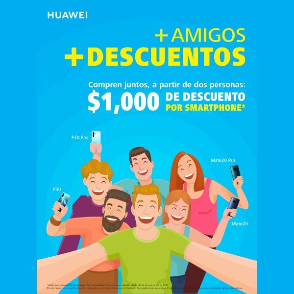 Promoción Huawei
