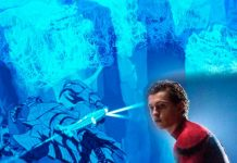 Tom Holland protagonista Atlantis