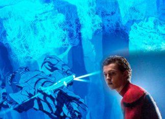 Tom Holland protagonista Atlantis