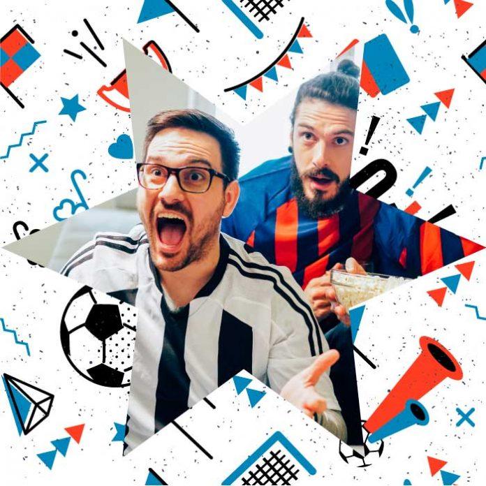 Aficionados futbol