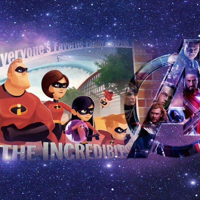 Avengers y Los Increíbles
