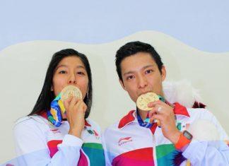 Primer medalla México
