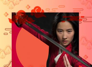 Mulán Liu Yifei