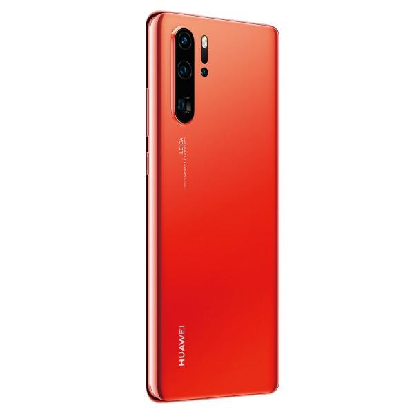 Huawei P30 Pro en color Naranja