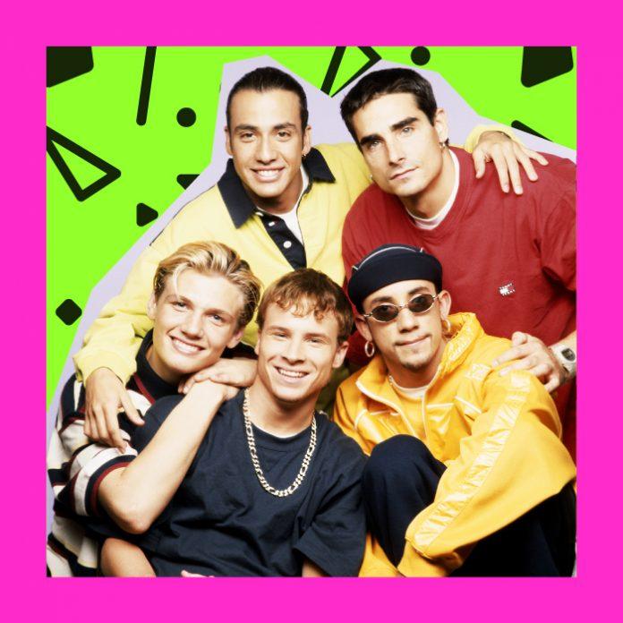 Backstreet Boys concierto en México