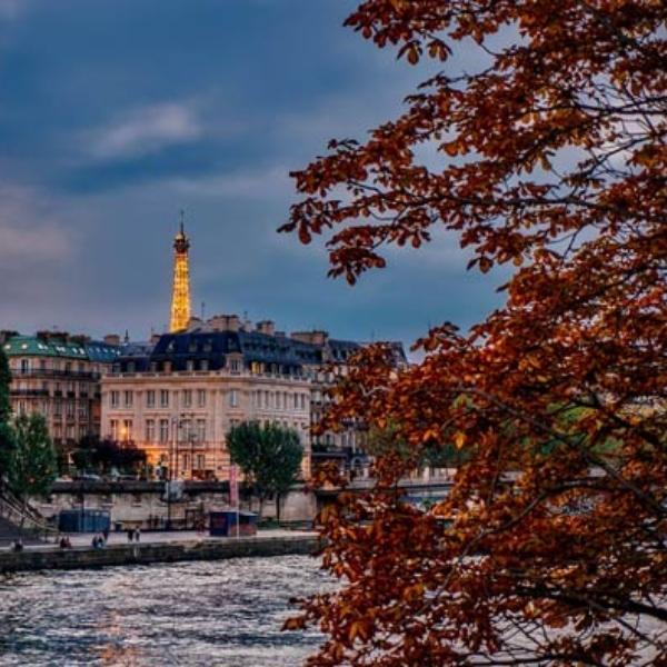 Lugares para visitar en otoño