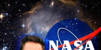 Robert Downey Jr. trabajando con la NASA