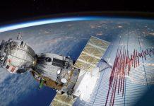 Sismos, imágenes del espacio