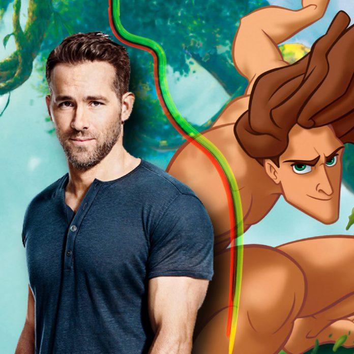 Ryan Reynolds Tarzán
