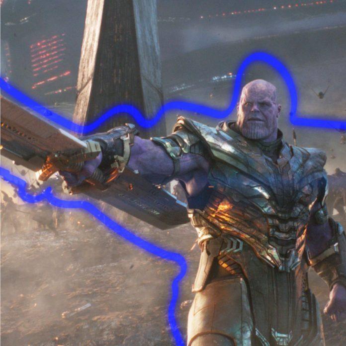 Thanos próximas películas Marvel