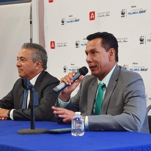 Sergio Patgher, Gerente de Marca y Responsabilidad Social de Telcel