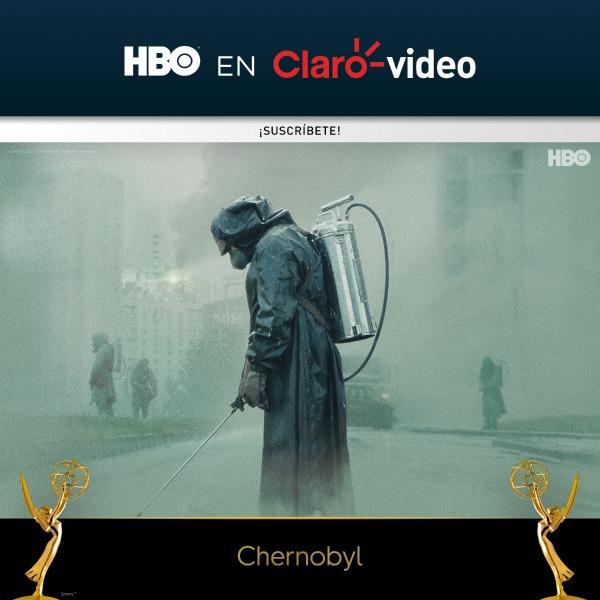 Chernobyl Emmys