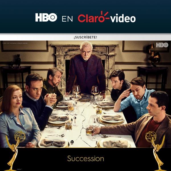 Succession Emmys