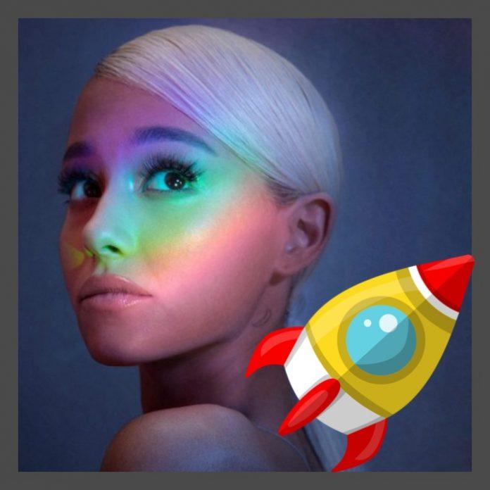 Ariana Grande viaje a la Luna NASA