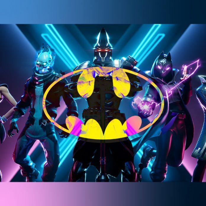 Batman evento especial Fortnite