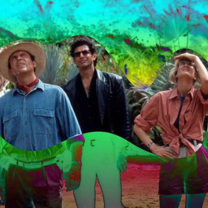 Jurassic World 3 elenco original