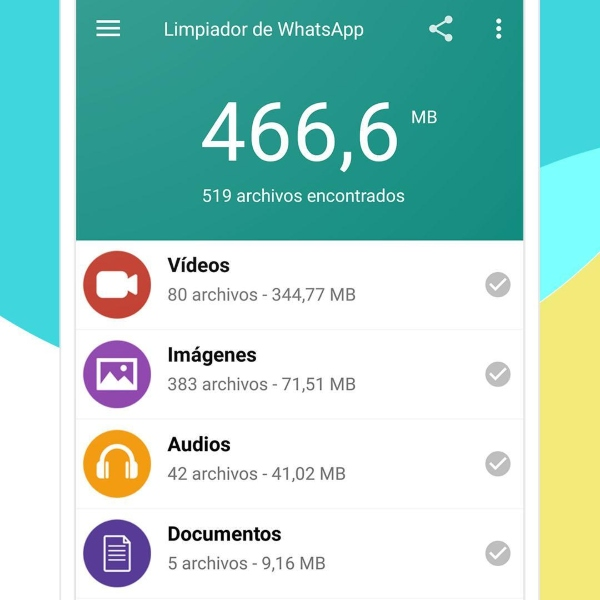 Limpiador de WhatsApp