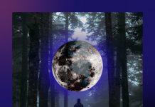 Luna llena viernes 13