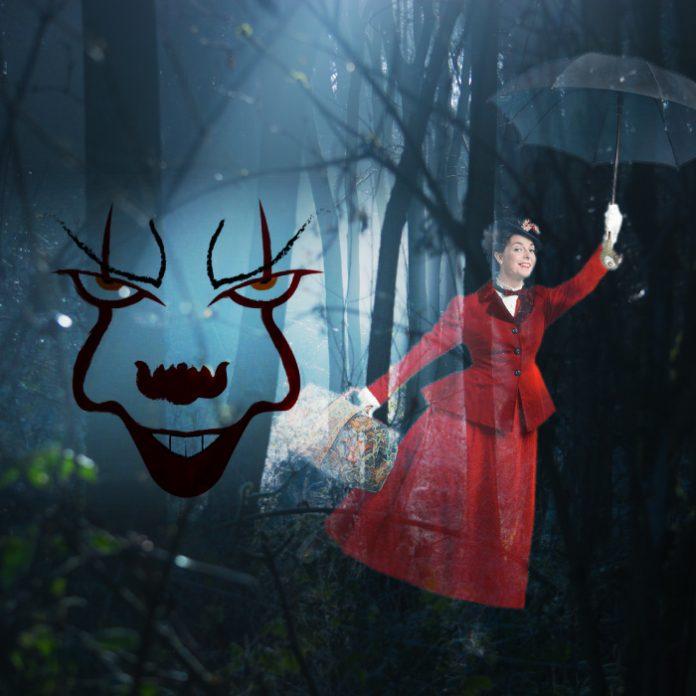 Pennywise y Mary Poppins son el mismo monstruo