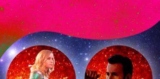 Chris Evans y Brie Larson en Star Wars