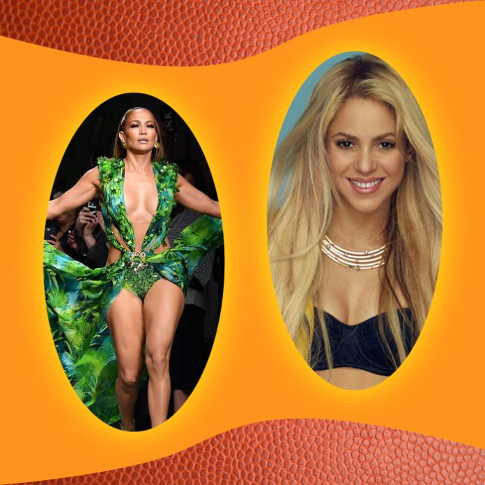 Shakira J Lo